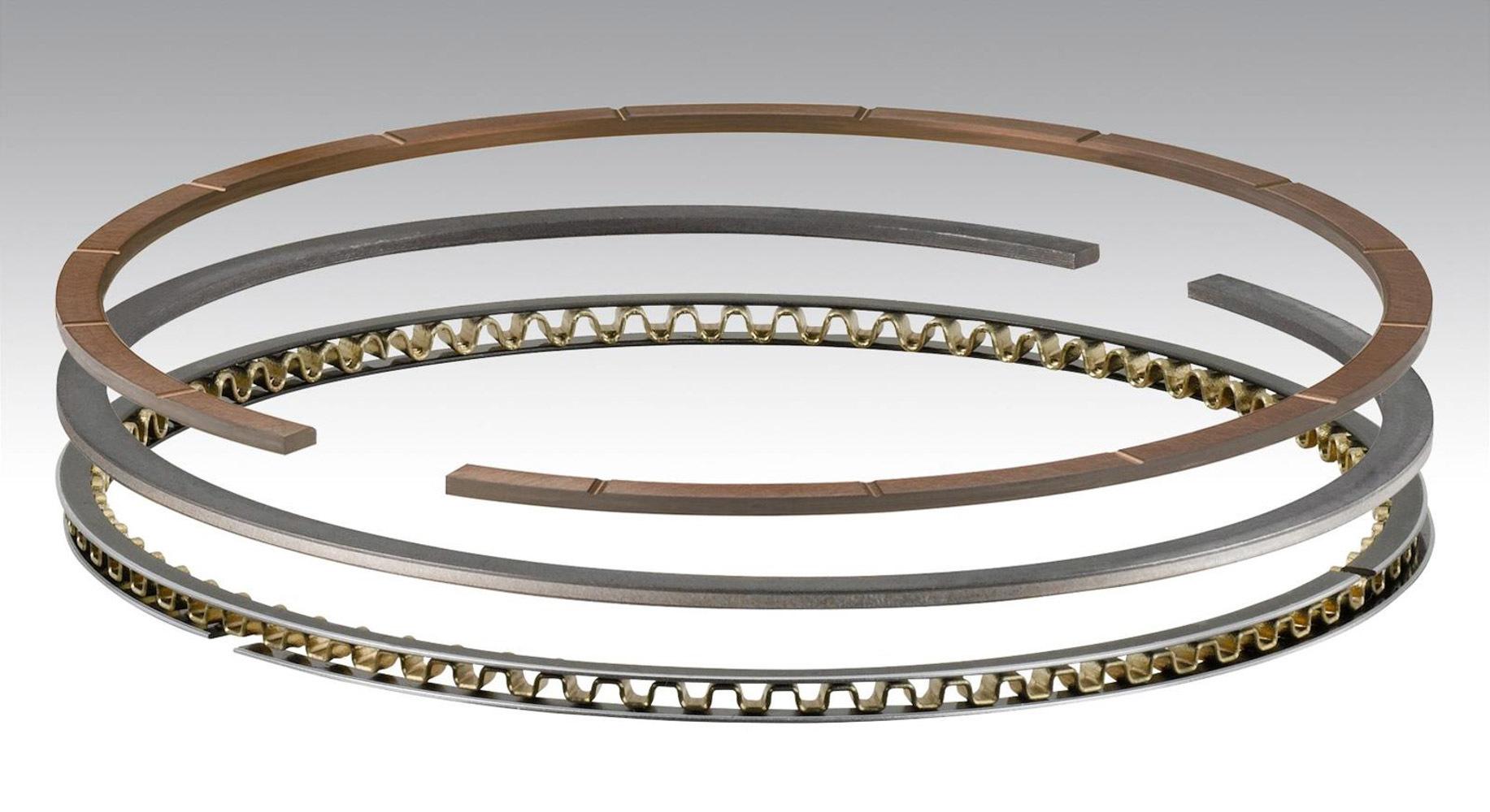 Total Seal CR3690GP-5 GP Piston Ring Set 4.005 Bore 1/16 1/16 3/16