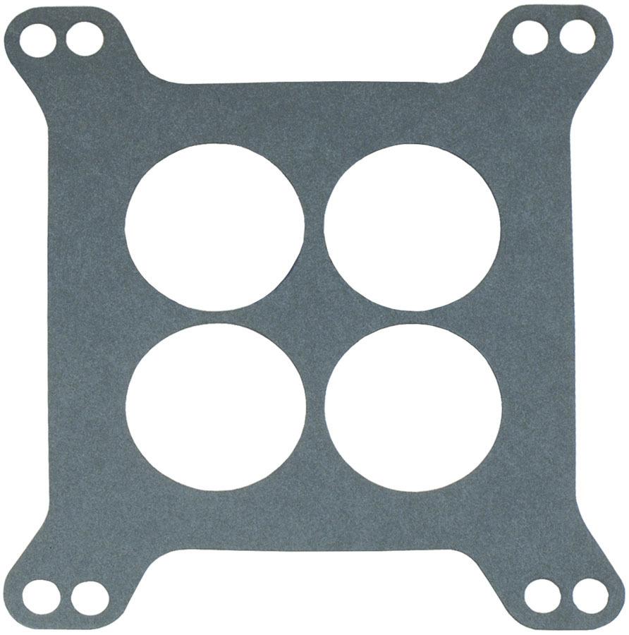 Trans Dapt 2033 Carburetor Base Plate Gasket, 4-Barrel, Ported, Composite, Square Bore, Each