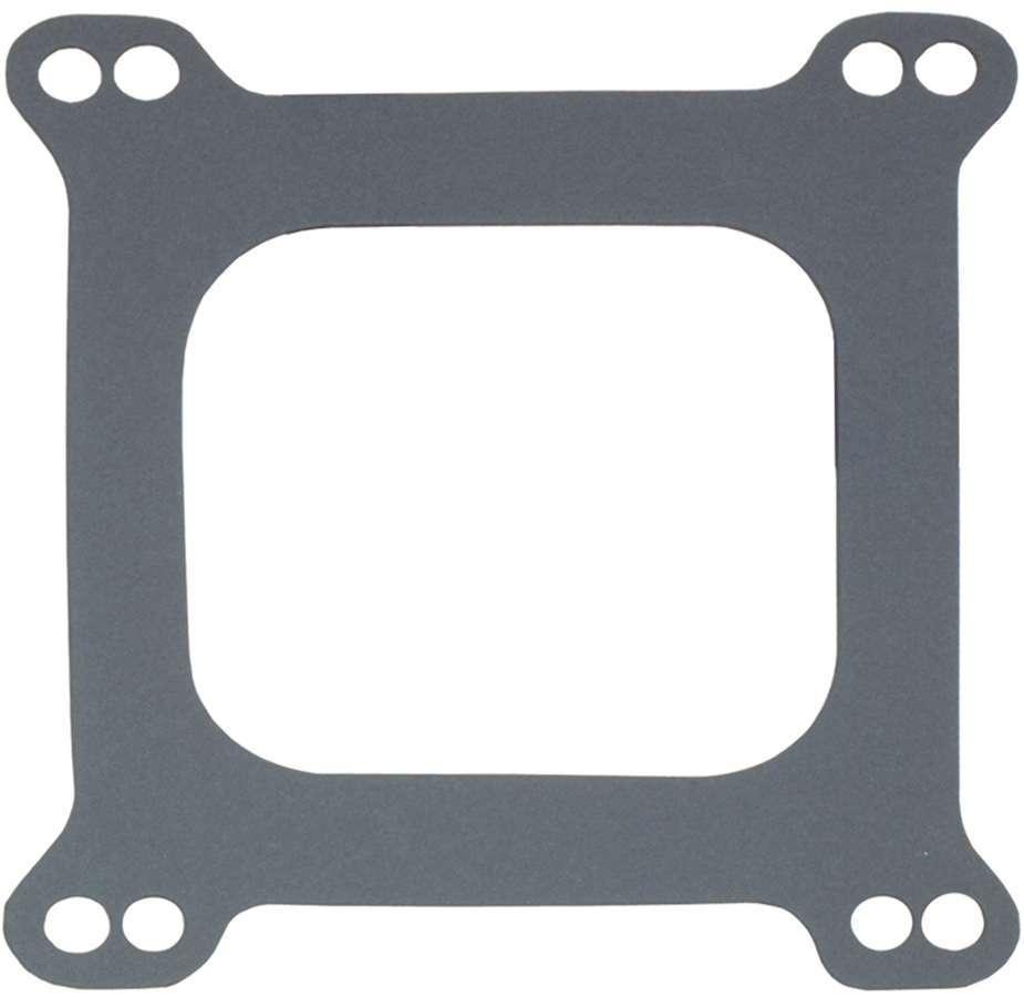 Trans Dapt 2069 Carburetor Base Plate Gasket, 4-Barrel, Open, Composite, Square Bore, Carburetors, Each