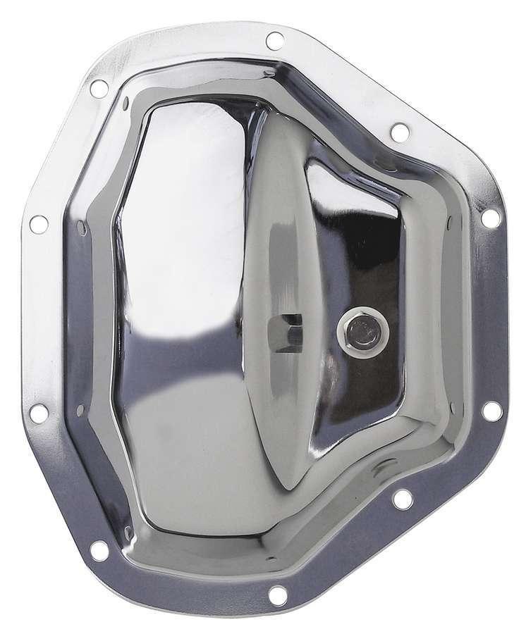 Trans Dapt 4808 Differential Cover, Steel, Chrome, Dana 80, Each
