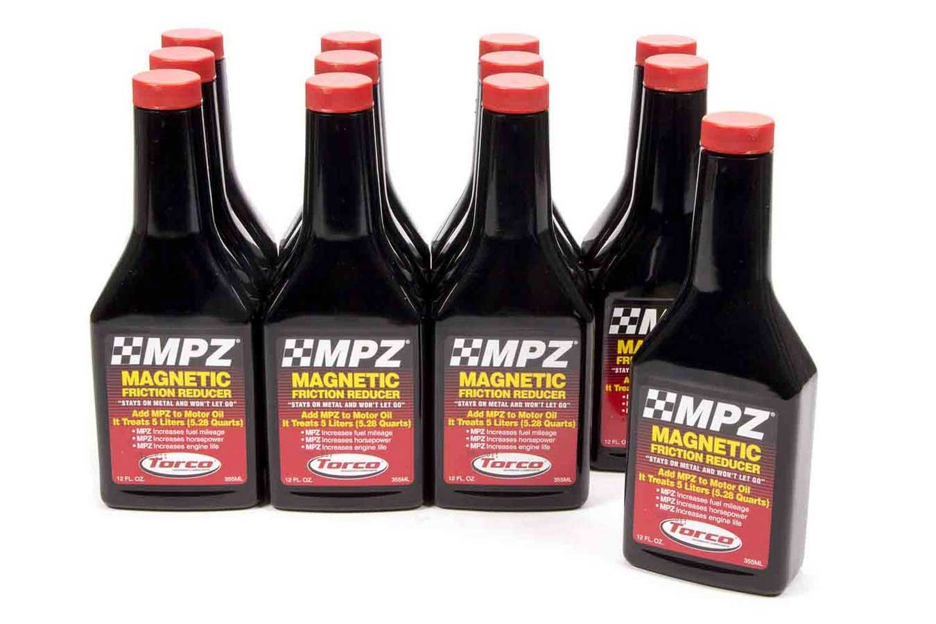 MPZ Magnetic Friction Reducer Case/12-12oz