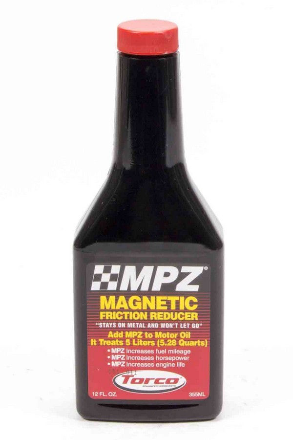 MPZ Magnetic Friction Reducer 12oz
