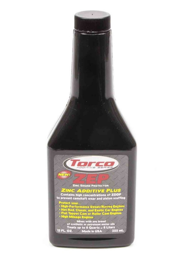 ZEP Oil Additive w/ Zinc 12oz