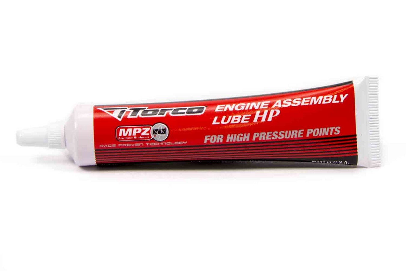 Torco A380000HE Assembly Lubricant, High Pressure, 1.00 oz Tube, Each