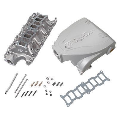Intake Manifold Ford 5.0L Track Heat Silver