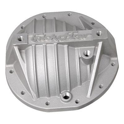 Trick Flow TFS-8510200 Differential Cover, Support, Hardware Included, Aluminum, Natural, GM 12-Bolt, Each