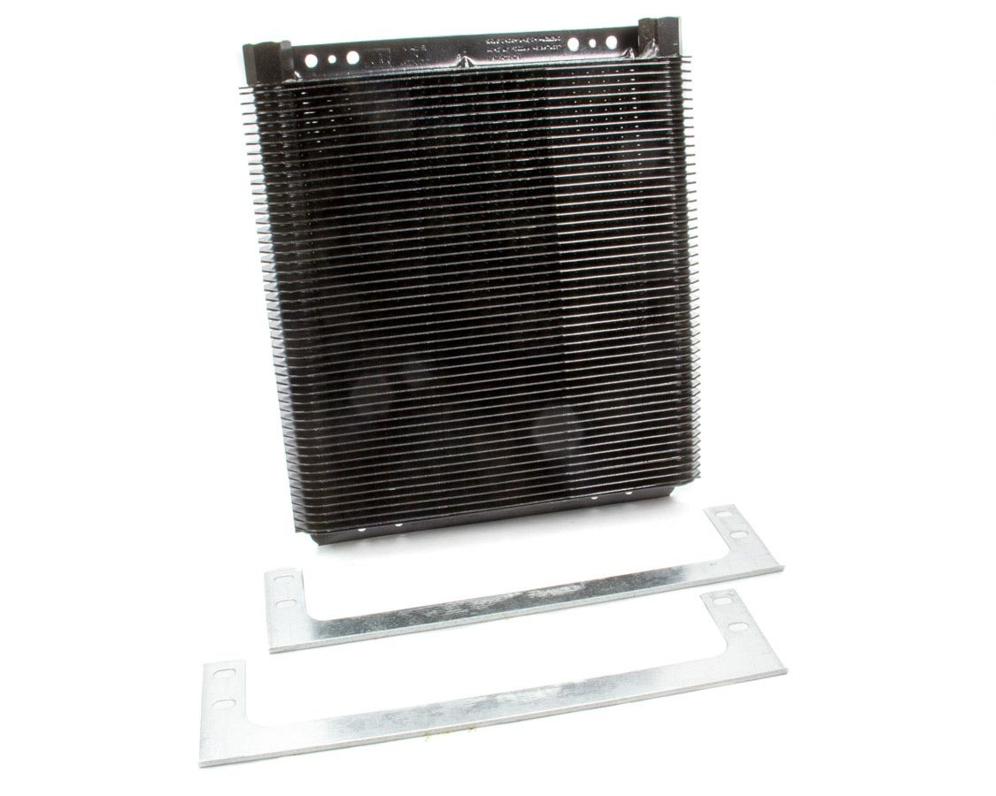 Engine Oil Cooler 11in X 11in X 1-1/2in