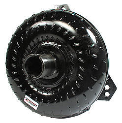 Transmission Specialities 10000HS Torque Converter, Big Shot, 10 in Diameter, 3700-4100 RPM Stall, 10.750 / 11.500 in Bolt Circle, TH350 / TH400, Each