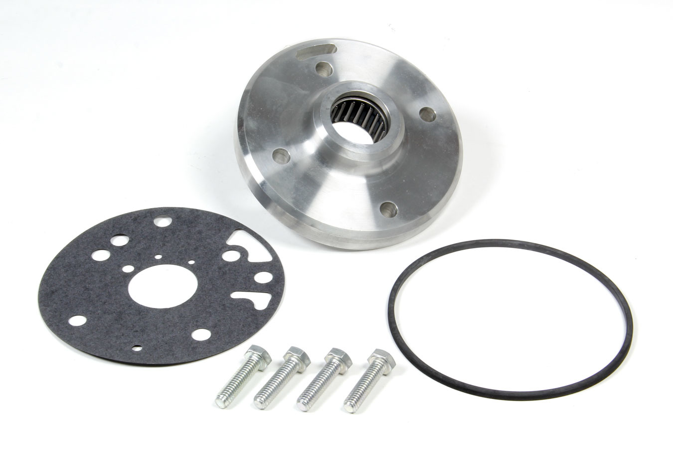 TSR Racing Products APG-28808K Governor Support, Billet, Needle Bearing, Hardware Included, Aluminum, Polished, Powerglide, Kit