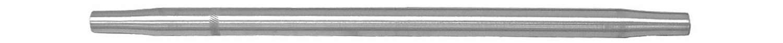 Triple X Race Components 600-SU-0021 Drag Link, 3/4 in OD, 14-1/2 in long, 3/8-24 in Female Thread, Aluminum, Natural, Triple X Micro / Mini, Each