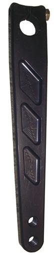 Triple X Race Components SC-ST-0007-BLK Pitman Arm, Lightweight, Angle Broach, Aluminum, Black Anodized, Triple X Sprint Car, Each
