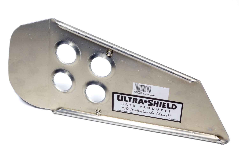 Ultra Shield 91070 Leg Support, Lightweight Adult, Left, Aluminum, Natural, Ultrashield Seats, Each
