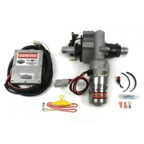 Unisteer Performance Products 8052780 Electric Power Steering, Electra Steer, 12V, 30 amp, 360 Watt, Module / Motor / Wiring Harness, 4500 lb Vehicles, 2 in Steering Column, Kit