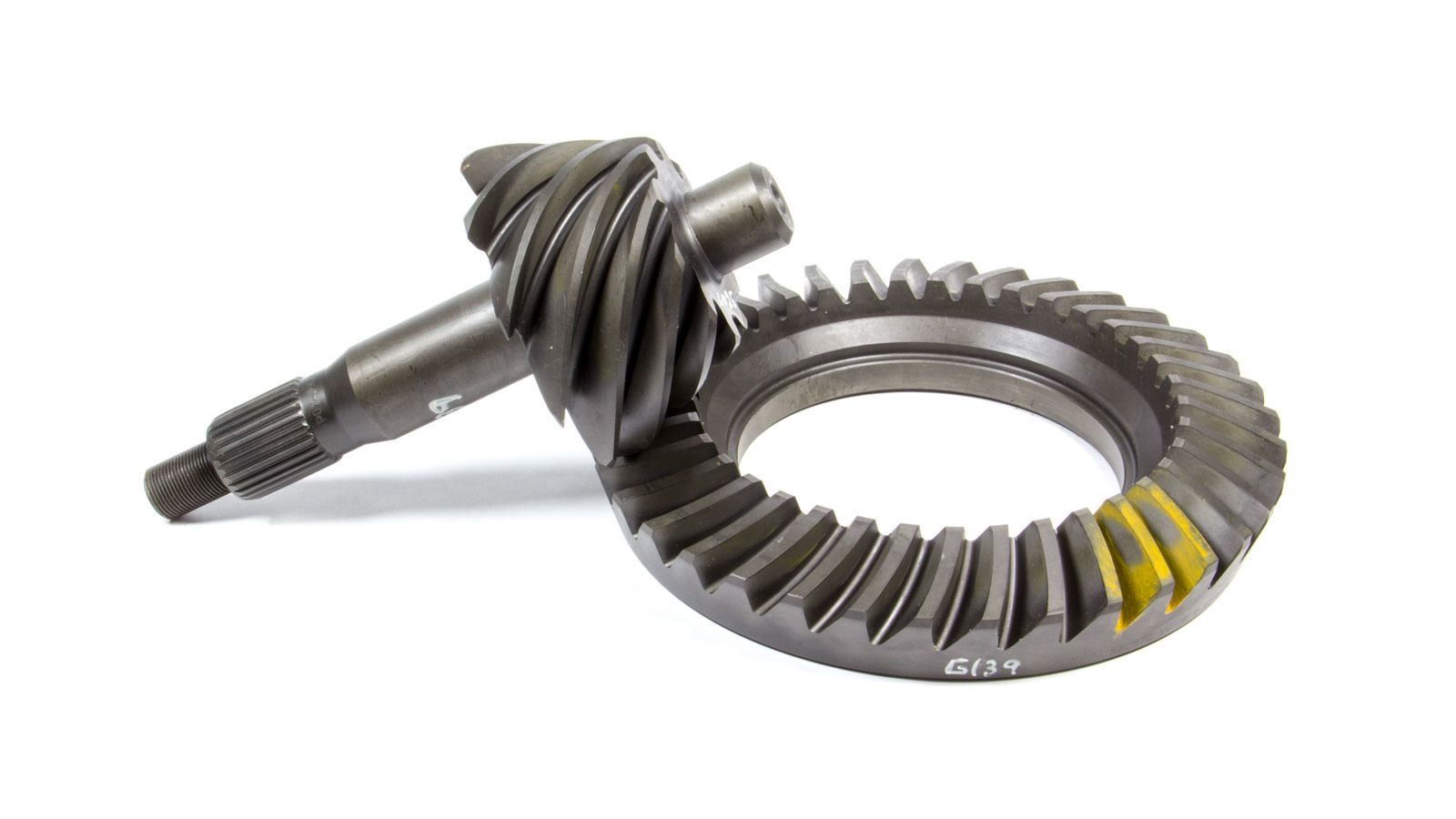 US Gear 07-890370 Ring and Pinion, 3.70 Ratio, 28 Spline Pinion, Ford 9 in, Kit