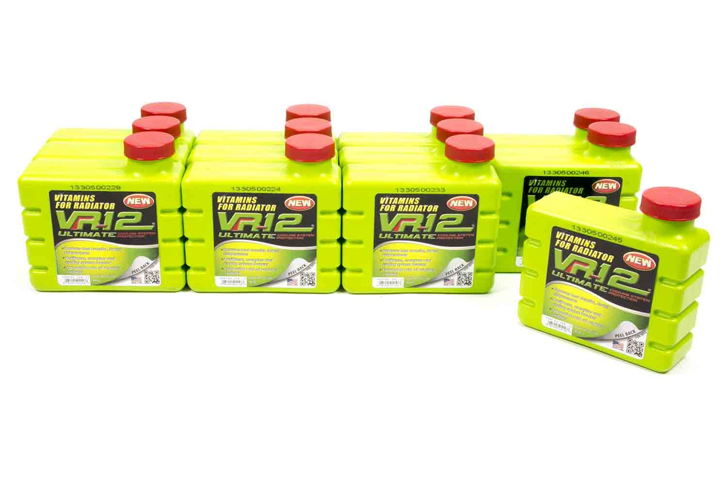 VR-12 Cooling System Protection Case 12x16oz.