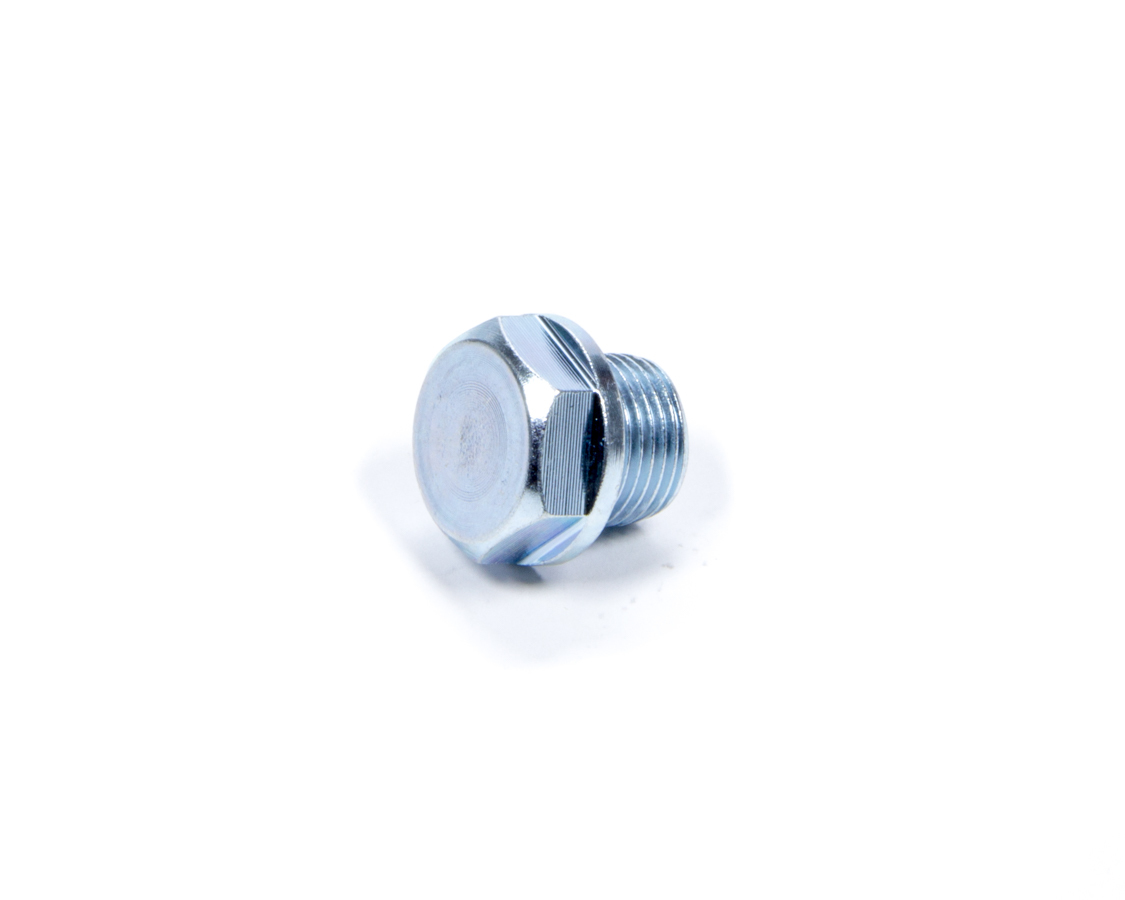 Vibrant Performance 1195A Oxygen Sensor Plug, 18 mm x 1.50 Male Thread, Hex Head, Steel, Zinc Oxide, Each