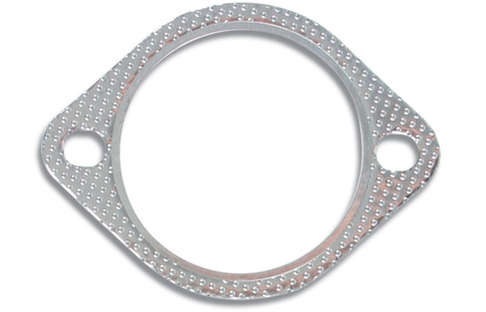 Vibrant Performance 1459 Collector Gasket, 4 in Diameter, 2-Bolt, Graphite, Each