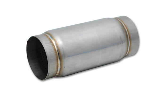 Stainless Steel Race Muffler 4in Inlet