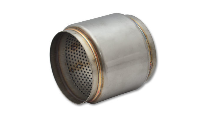 Muffler 4.5in Inlet/Outl Stainless