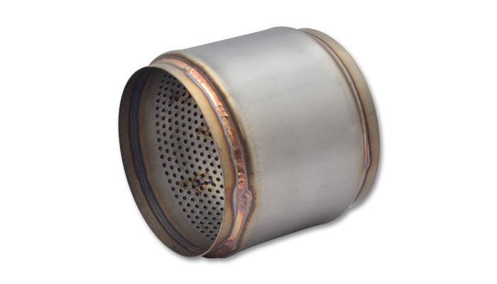 Muffler 5in Inlet/Outlet Stainless