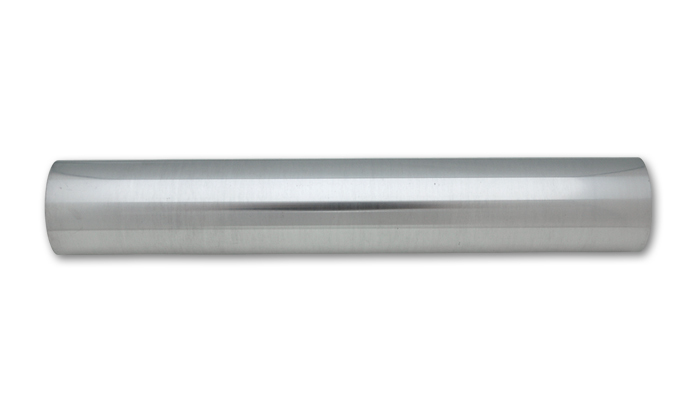 Vibrant Performance 2171 Exhaust Pipe Extension, Straight, 1-1/2 in Diameter, 1-1/2 ft Long, Aluminum, Natural, Each