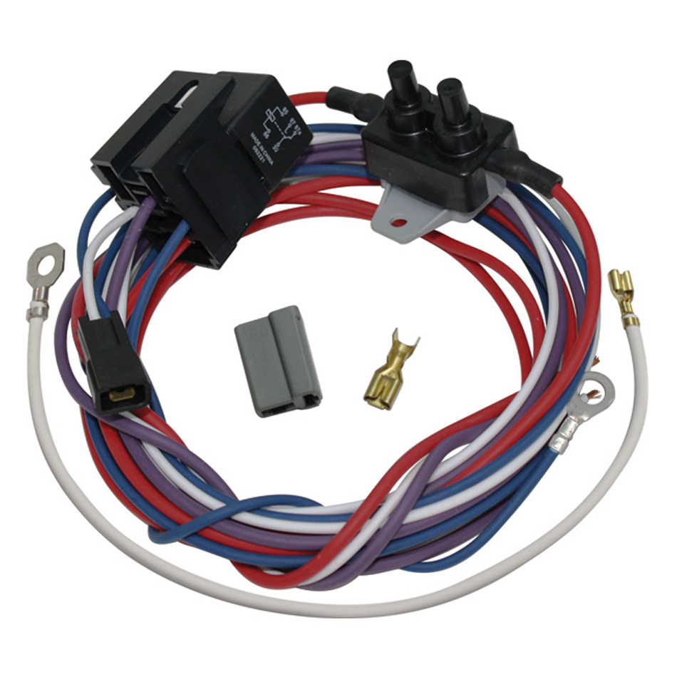 [ZTBE_9966]  Vintage Air 23101-VUW Fan Wiring Harness, Vintage Air Thermo | Vintage Air Wiring Harness |  | Dan Hellmer Racing Solutions