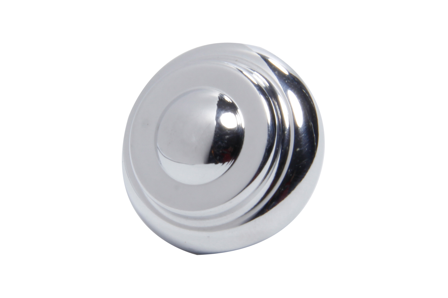 Vintage Air 49302-VUQ Dash Knob, StreamLine, Rotary Switch, Aluminum, Polished, Each