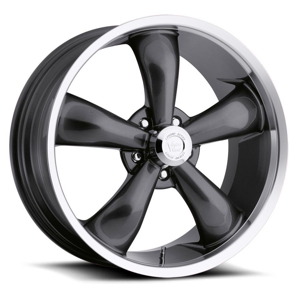 Wheel 20X9 6-139.7/5.5 G unmetal Vision Legend 5