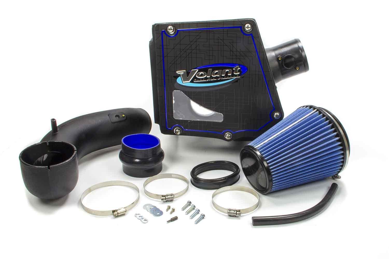 Air Intake 09-13 GM P/U 4.8/5.3/6.0/6.2L Oiled
