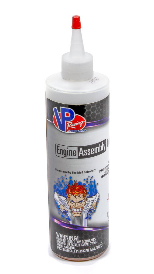 VP Fuel Containers 2251 Assembly Lubricant, 12.00 oz Bottle, Each