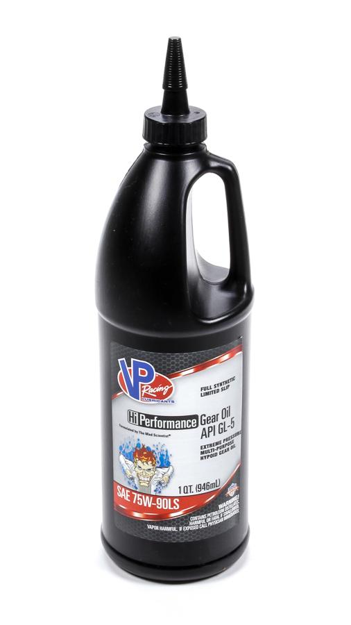 VP 75W90 HI-Perf Gear Oil GL-5 1 Qt - 32oz