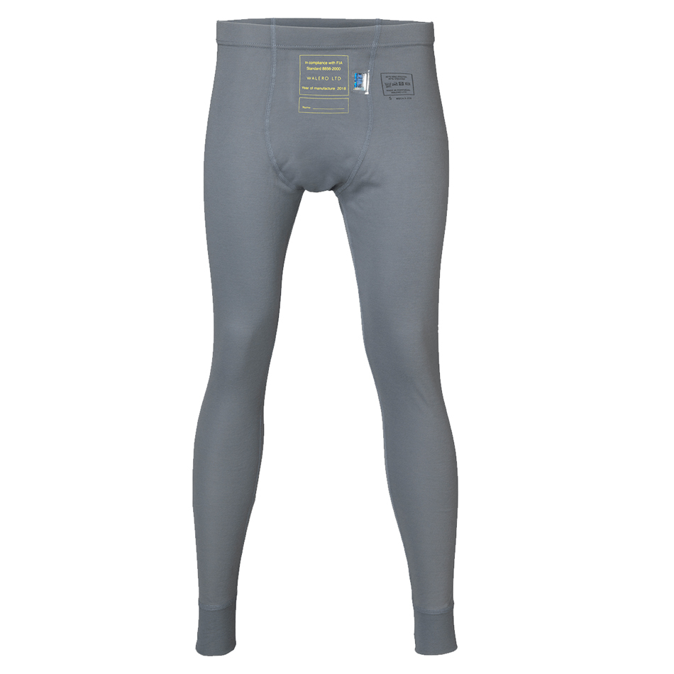 Base Layer Pant Small SFI3.3 & FIA Cool Grey