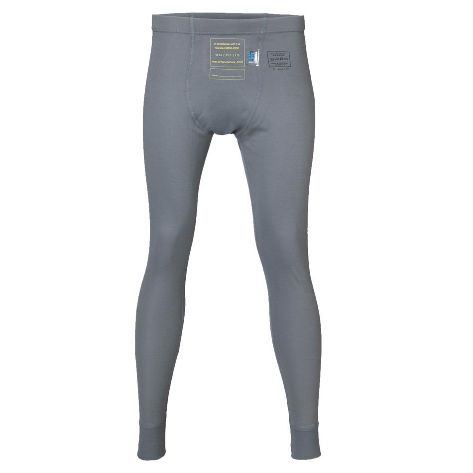 Base Layer Pant XXX-Lrg SFI3.3 & FIA Cool Grey