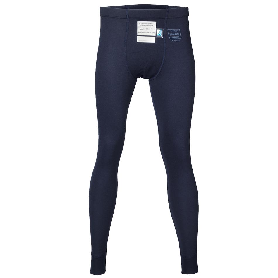 Base Layer Pant Large SFI3.3 & FIA Petrol Blue