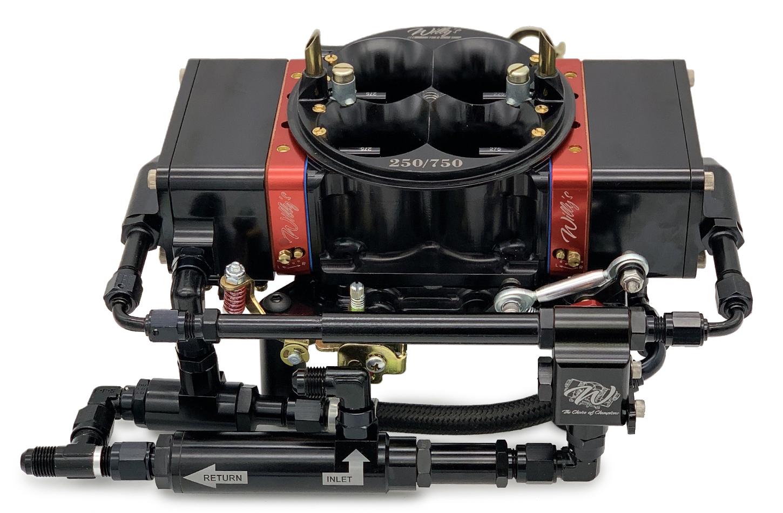 Carburetor E85 Equalizer GM 604 Crate Super Bowl