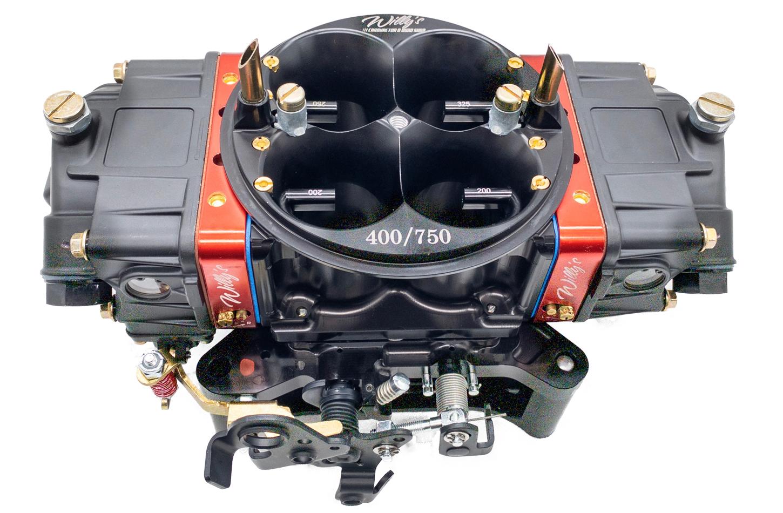 Carburetor Gas Equalizer GM CT525 Crate