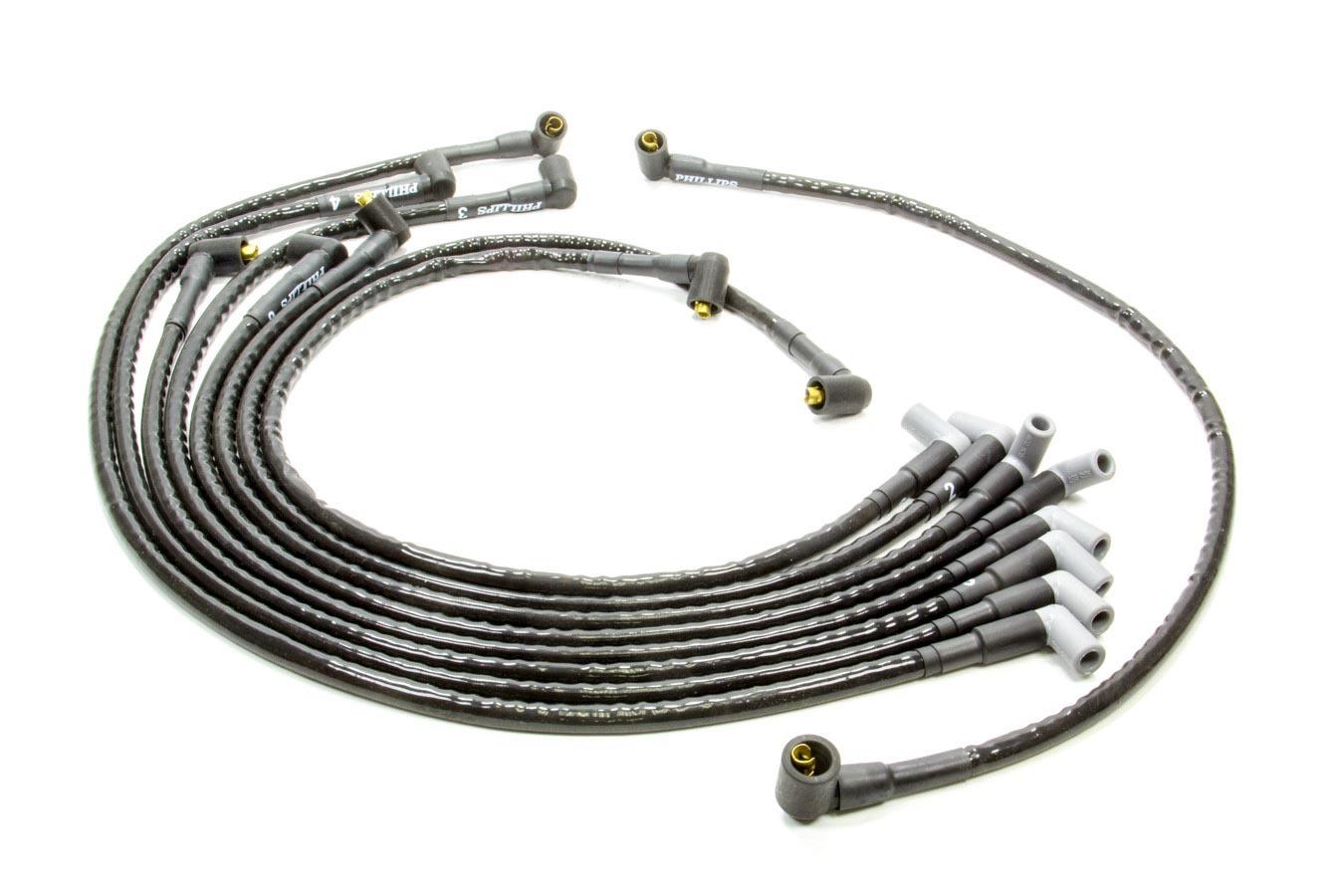 SBC Plug Wires Socket Type Around Back