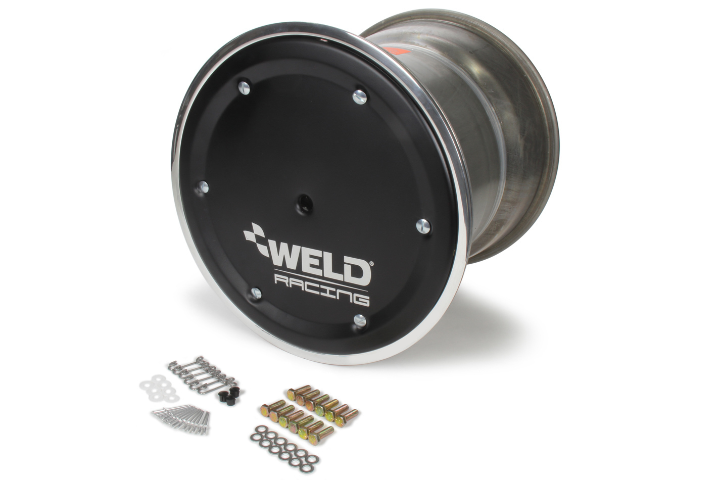WELD RACING 15x14 Wide 5 XL 5in BS w/Inner B/L & Outer Cvr P/N - 559-5465BC-6