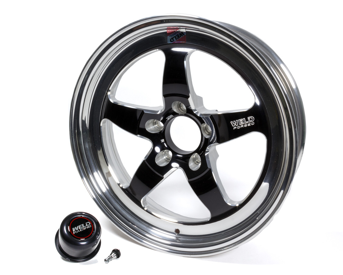 17x5 RT-S Wheel  5x4.75 2.2 BS