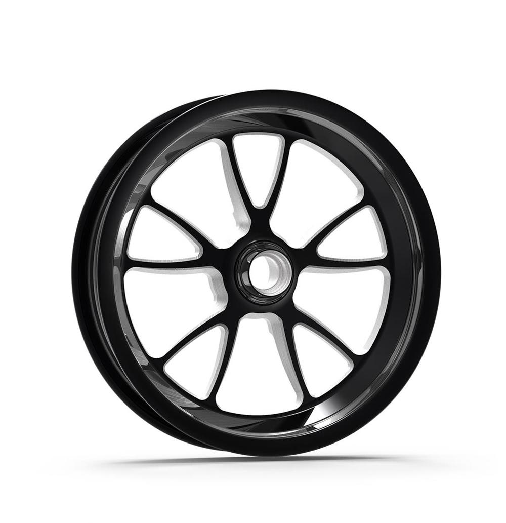 WELD RACING 15 x 3.5  Full Throttle Wheel Strange Spindle Mt P/N - 82B-15001