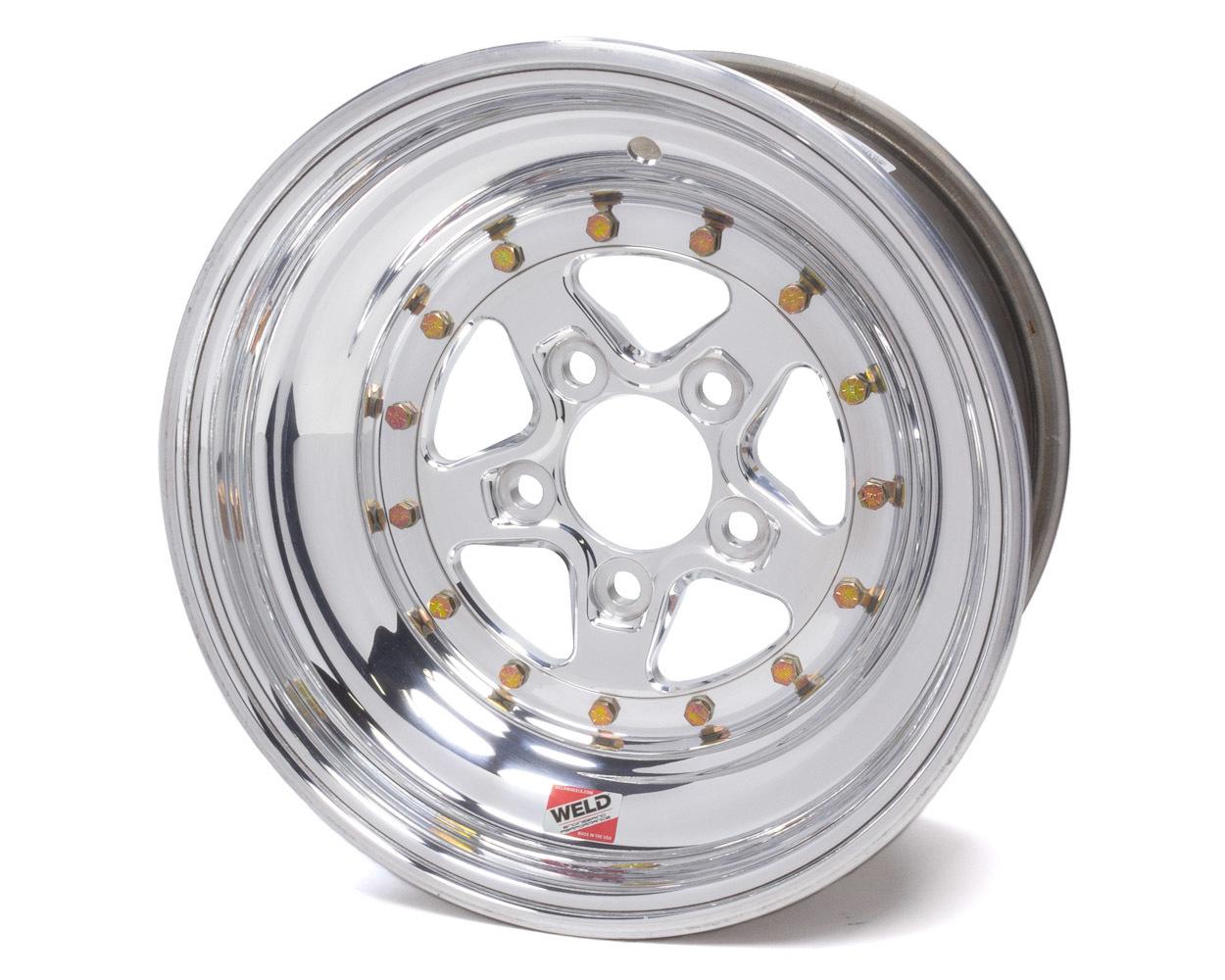 WELD RACING 15X8 Aluma Star 2.0 5X4.75 4.0 BS P/N - 88-508278