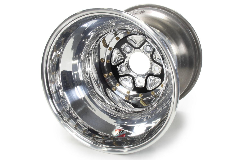 WELD RACING 16X16 Aluma Star Pro Wheel  5X5.5 BC 4.0 BS P/N - 89B-616558K