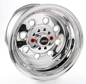 Weld Racing 15 X 10in. Draglite 5 X 4.5-4.75in. 4.5in. BS