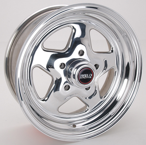 Weld Racing 14 X 6in. Pro Star 5 X 4.5in. 3.5in. BS