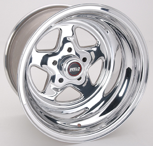 Weld Racing 15 X 10in. Pro Star 5 X 4.5in. 3.5in. BS