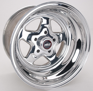 Weld Racing 15 X 10in. Pro Star 5 X 4.5in. 4.5in. BS