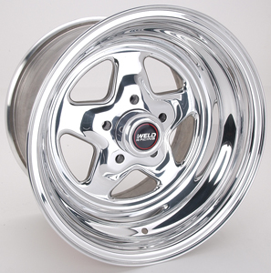 Weld Racing 15 X 10in. Pro Star 5 X 4.5in. 5.5in. BS