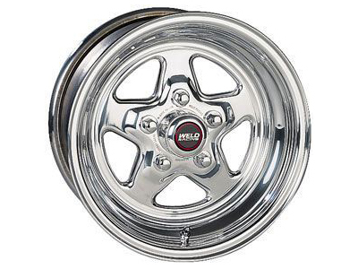 Weld Racing 15 X 10in. Pro Star 5 X 4.75in. 5.5in. BS