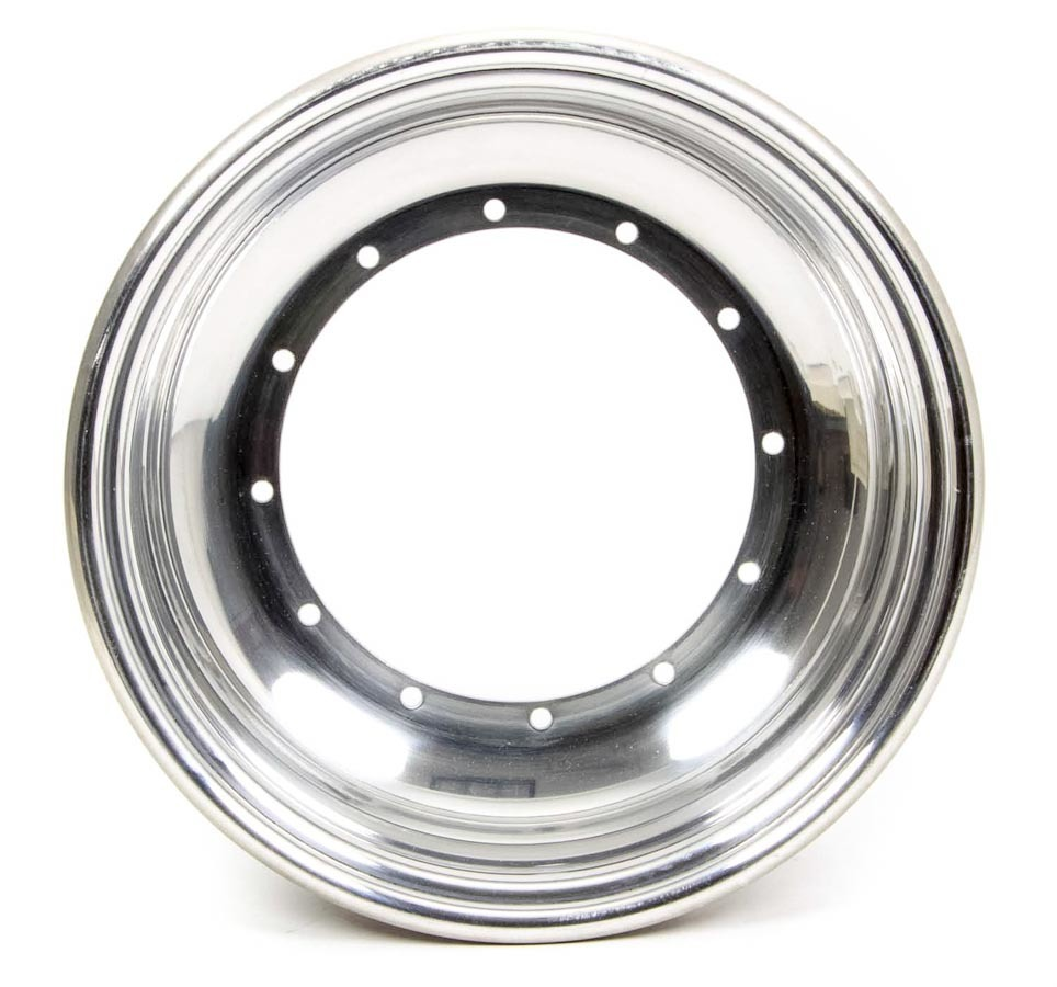 Weld Racing 10x6 Wheel Half Outer w/ Beadlock And Cover