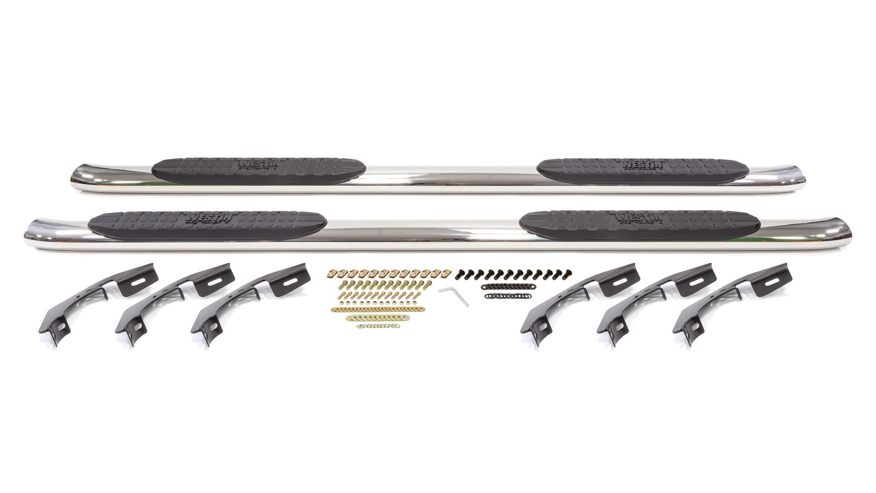 Pro Traxx 4in Step Bar 14-  GM P/U 1500 Crew